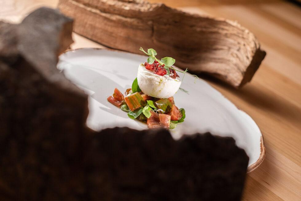 Between the logs - Dessert