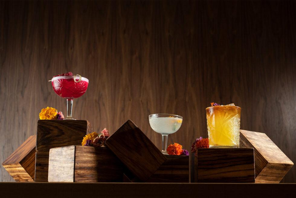 Cocktails Crystal glasses 2