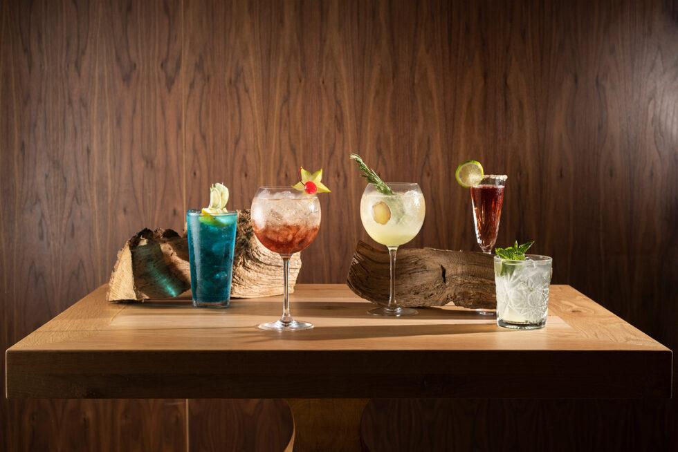 Cocktails logs 3