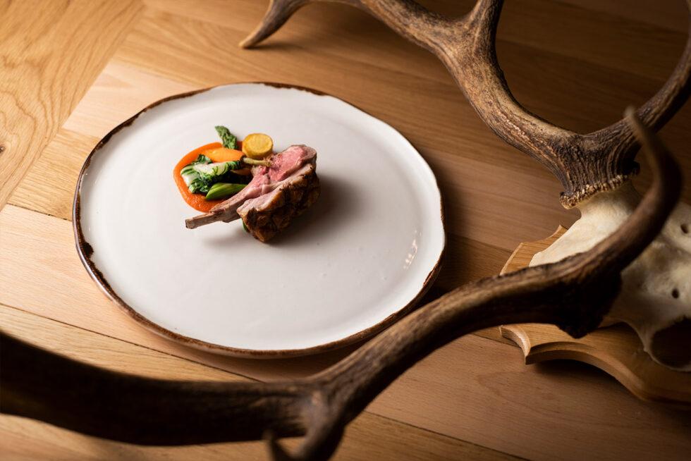 Horns -lamb 2