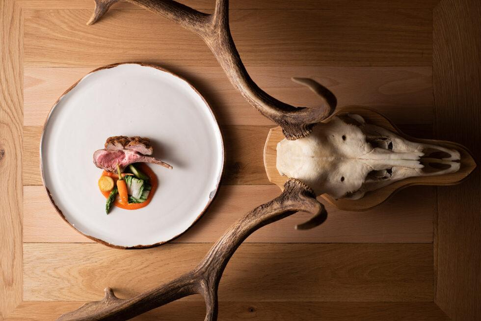 Horns lamb 3