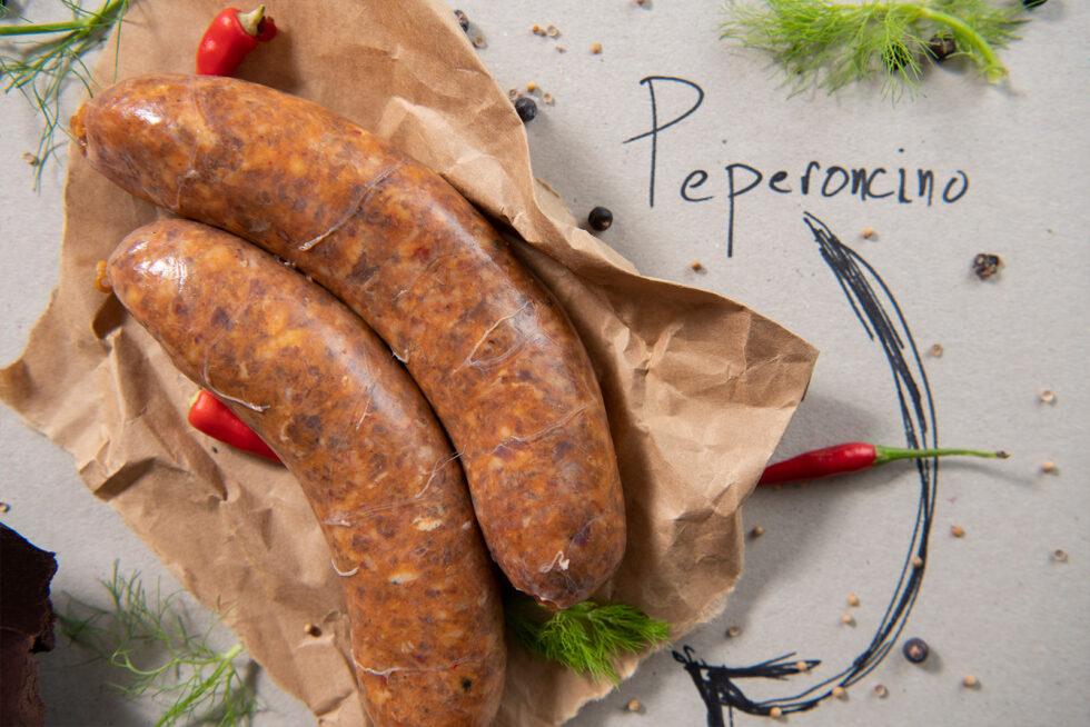Peperoncino sausage